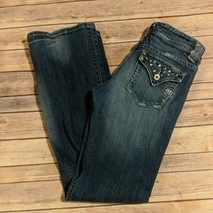Miss Me # JP40090- Lucille Bootcut Jeans